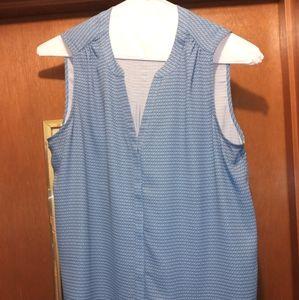 NWOT Sleeveless Shirt